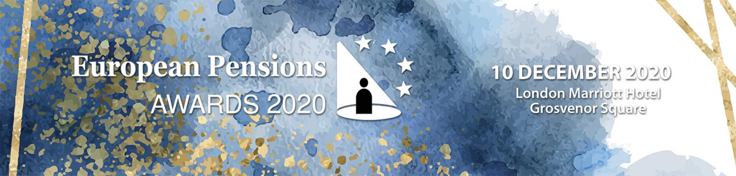 Shortlisted: European Pensions Awards 2020